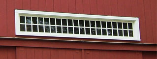 Double Row Transom