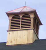 Large Cupola