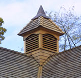 Crossing Gables Cupola