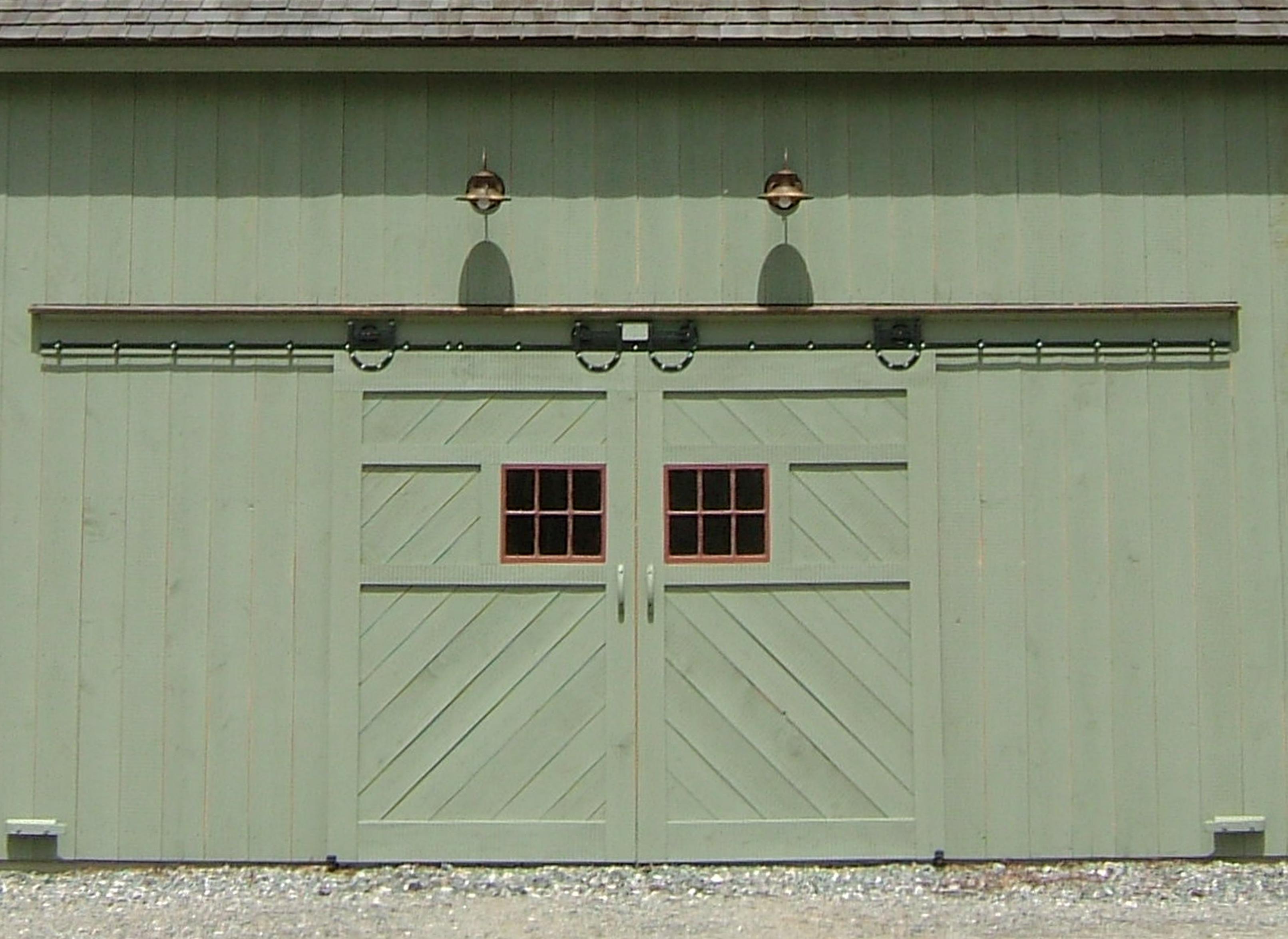 Dutch Barn Door Plans New England Barn Barn Accessories