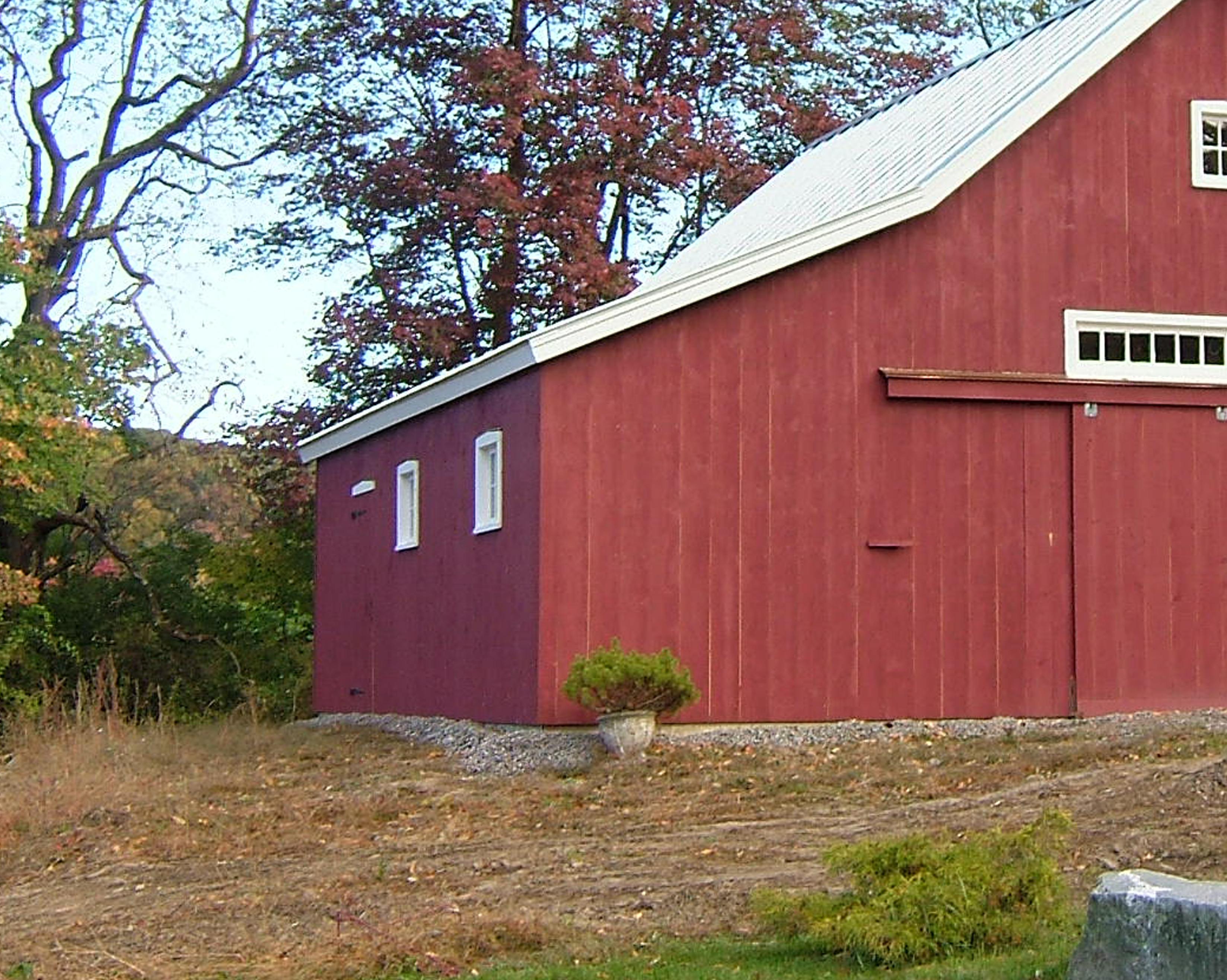 New England Barn Barn Accessories