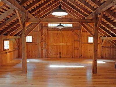 New England Barn Custom Barns
