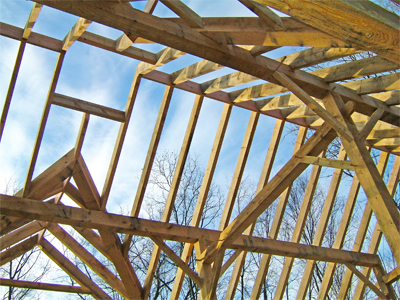Timber Dormer Framing