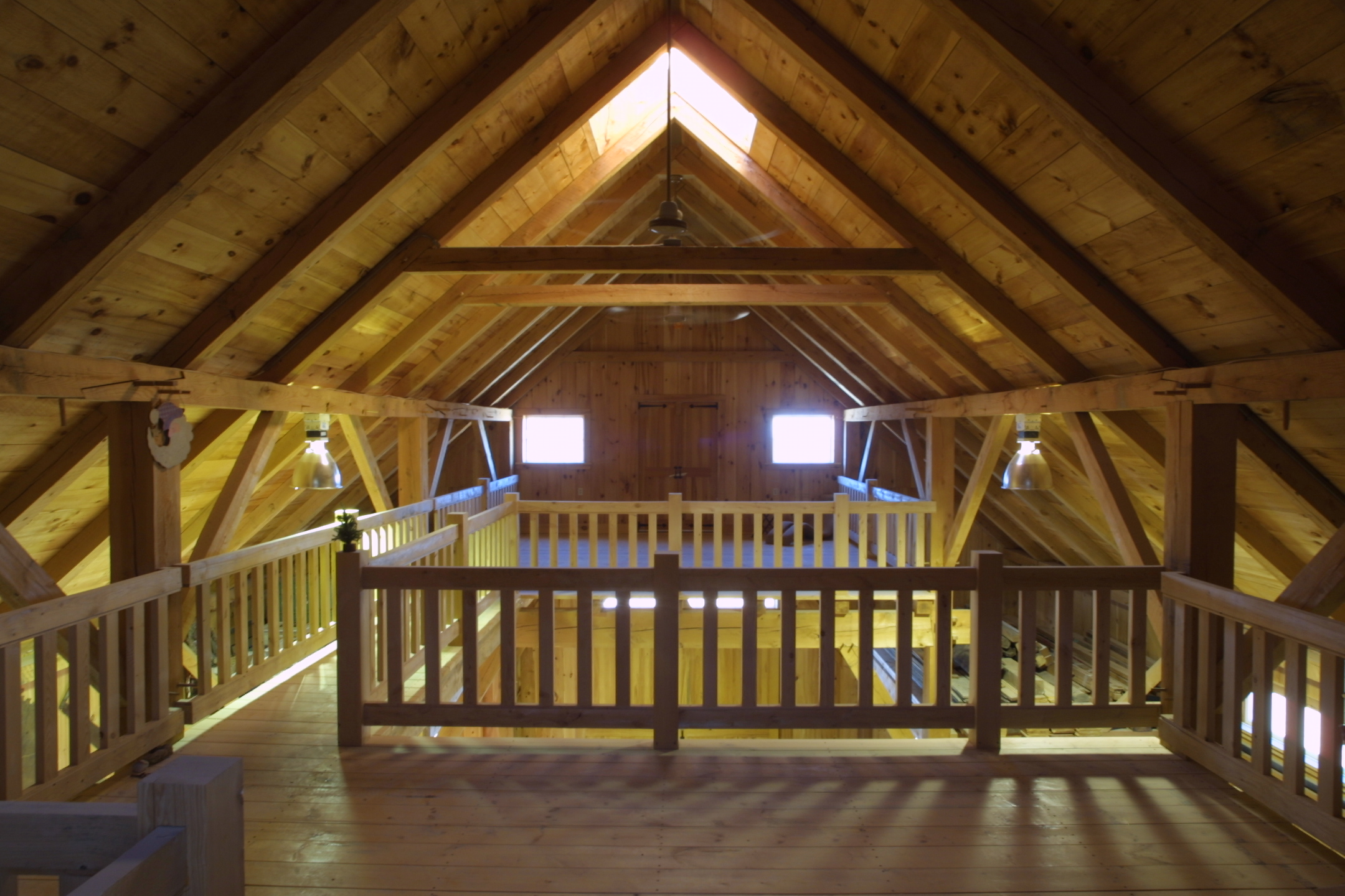 New England Barn Dutch Anchorbeam Barn