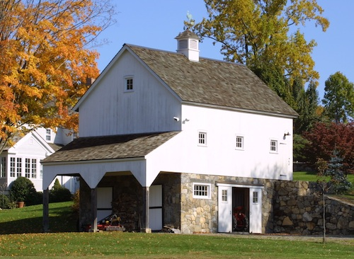 New England Barn photo 1