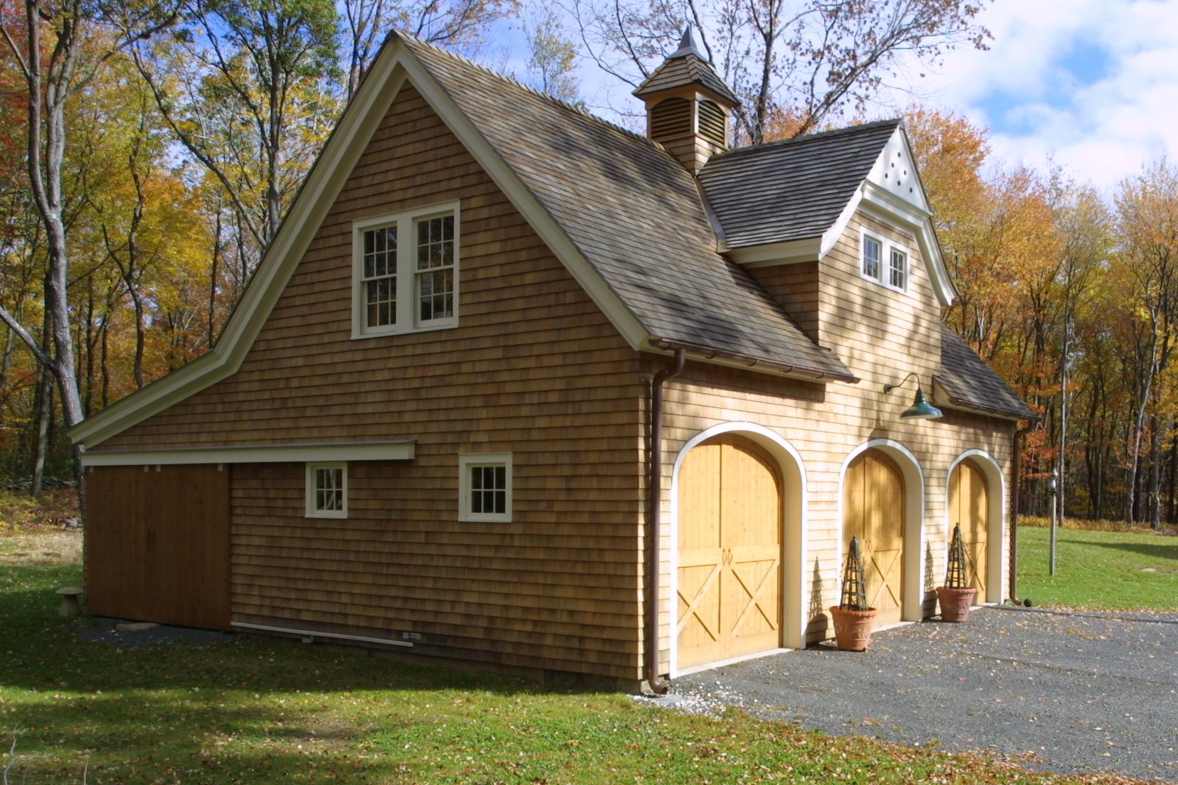New England Barn Kent Carriage Barn